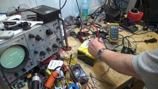 Fospower power converter test and tear down revised