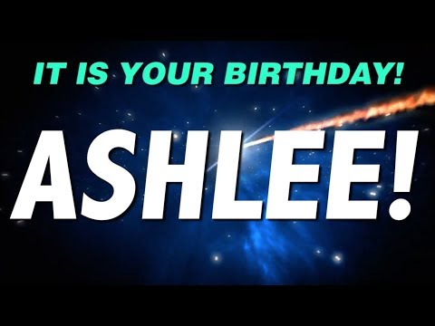 hqdefault?sqp= oaymwEWCKgBEF5IWvKriqkDCQgBFQAAiEIYAQ==&rs=AOn4CLCBDSED9nvkdmfCkrllrCMECG69BA happy birthday ashlee! epic happy birthday song youtube