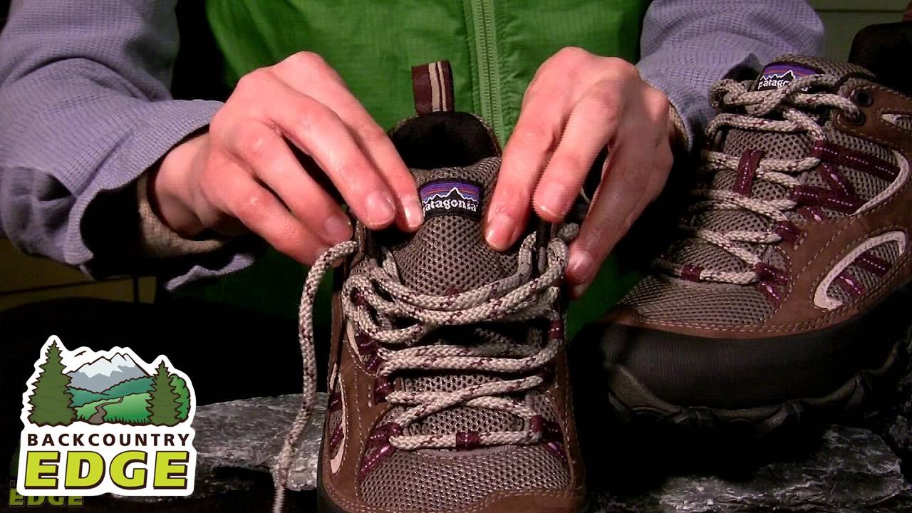 37fa1725ffd Patagonia Women s Drifter AC Trail Shoe - YouTube