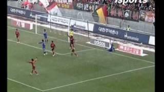南韓職業足球聯賽 決賽次回合 水原藍翼 對  FC首爾
