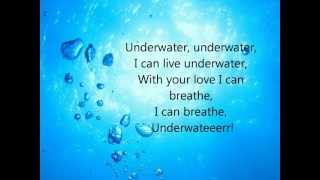 Repeat youtube video Mika - Underwater (Lyrics on screen)