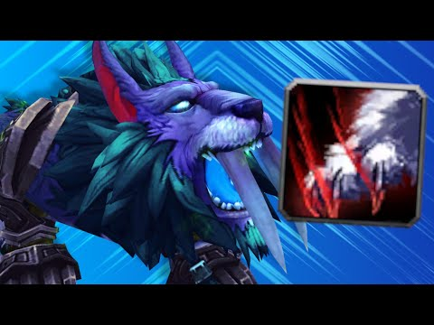 This Feral Druid Is SAVAGE! (5v5 1v1 Duels) - PvP WoW: Battle For Azeroth 8.3