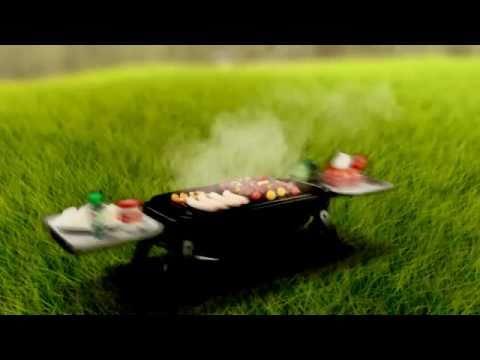 Barbecue portatile a gas portable fargo campingaz youtube - Barbecue portatile a gas ...