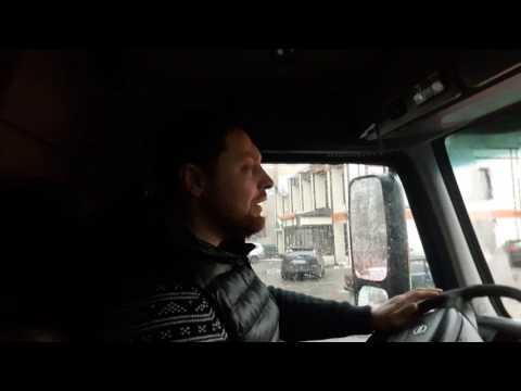 Volvo vnl780.Покупка колёс б/у кама .взрыв колеса))