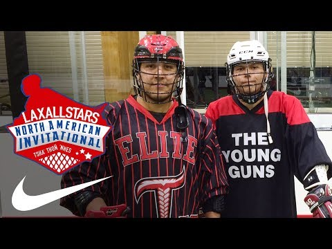 Thompson Brothers Lacrosse v Young Guns | LASNAI presented by Nike