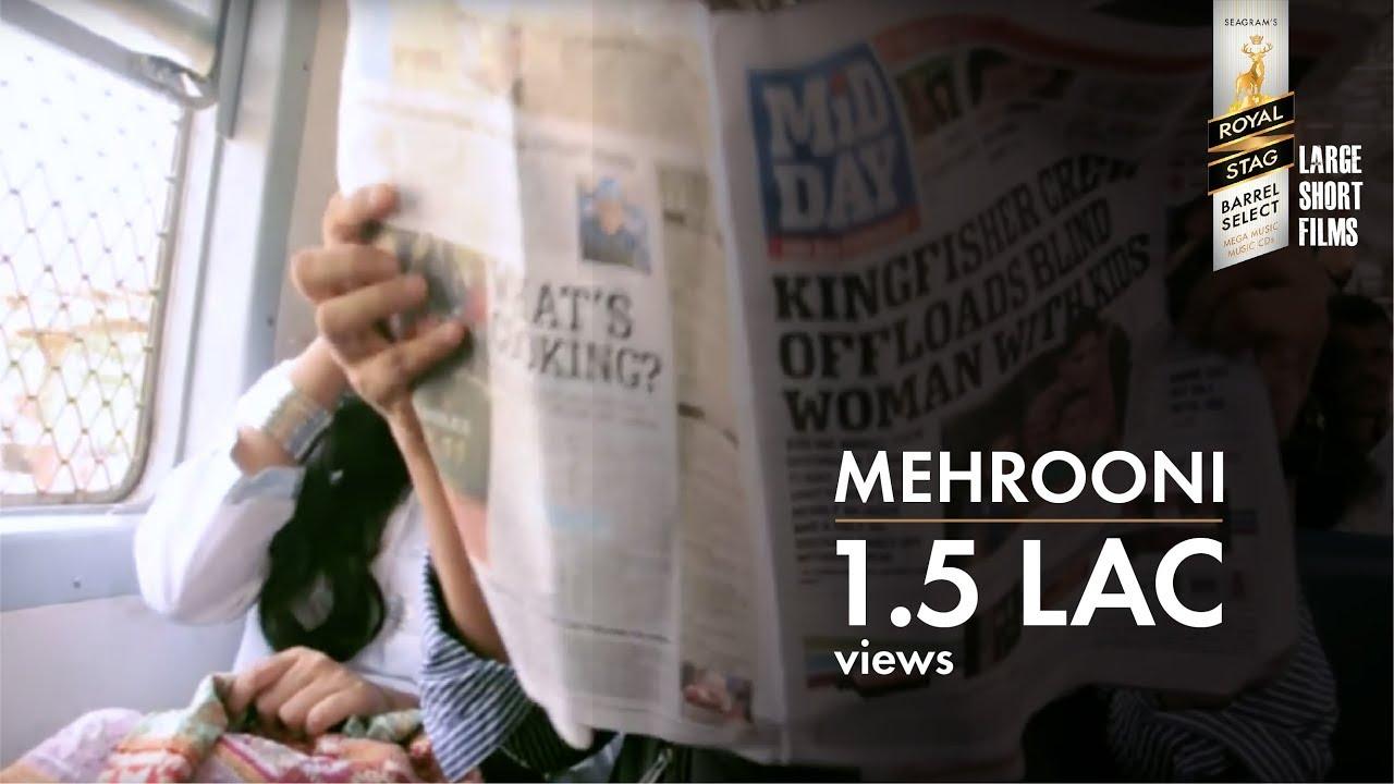 Trailer I Mehrooni I Royal Stag Barrel Select Large Short Films