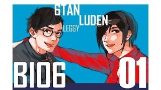 【6tan】BIO6 大小姐與炭子 #01