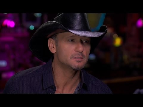 Tim McGraw on Marriage, Music and Getting Sober