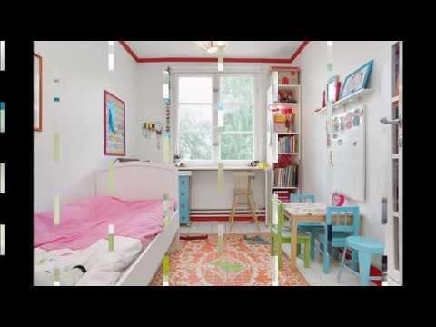 Creative Small kids bedroom decor ideas