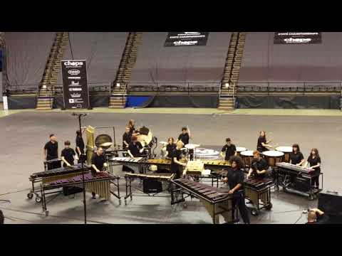 Pendleton Heights Percussion 2017 - Chaos - IPA State Finals