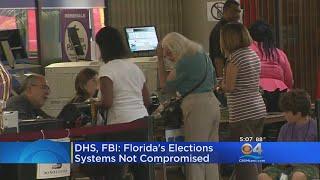 Homeland Security, FBI Say Florida