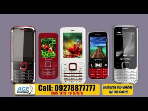 Forme Dual Sim Mobile Phone
