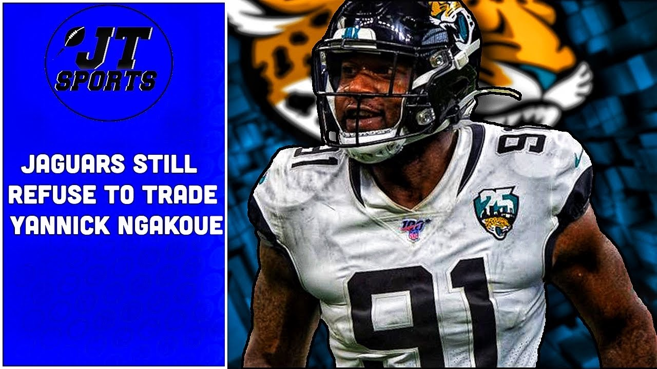 Yannick Ngakoue traded: Sizing up Jaguars' roster long-term ...