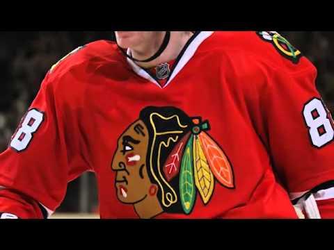 Teuvo Teräväinen interview with Chicago Blackhawks