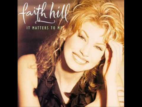 Faith Hill - You Can't Lose Me (view lyrics below)