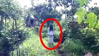 real ghost caught on camera in the nallamala forest   scary horror devil ghost