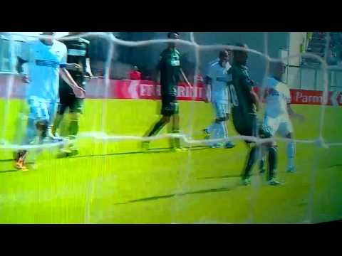 Esteban Cambiasso Amazing Goal (Sassuolo 0-6 Inter) 22.09.2013