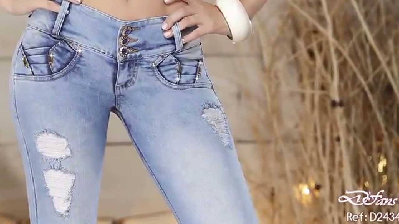 Jeans Para Dama Al Por Mayor Dfans Jeans Youtube