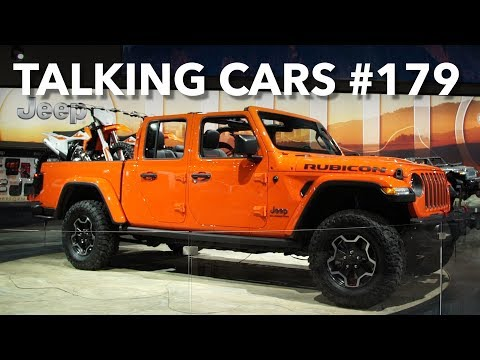 2018 LA Auto Show | Talking Cars with Consumer Reports #179