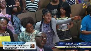 LIVE From Carlifornia Day 2 Morning Session With Apostle Johnson Suleman