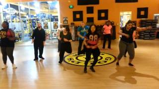 Saddle Up Shawty Dance Fitness Chero by Kimberley Brooks