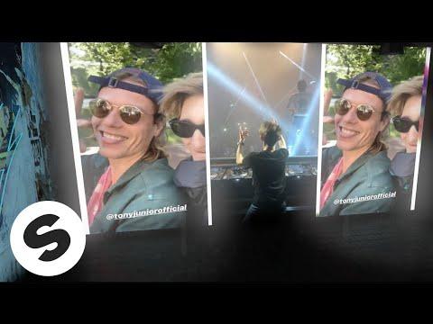 Смотреть клип Isaac Palmer & Tony Junior - Inception