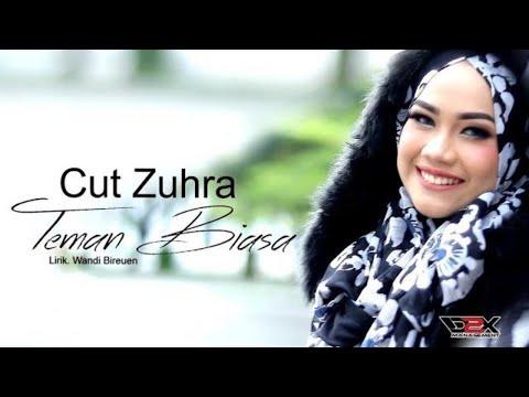 CUT Zuhra- TEMAN Biasa - (Official Music Video)
