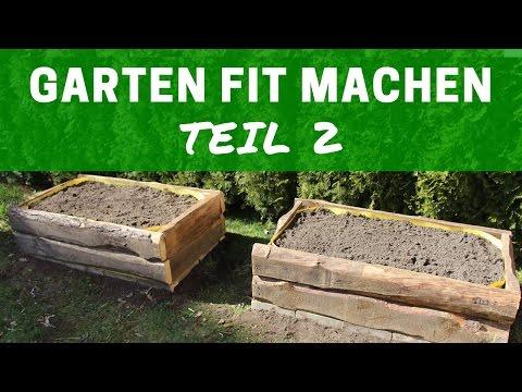 Hochbeete Selber Bauen! How To Build Raised Beds | #Garten #Hochbeete | Max Green