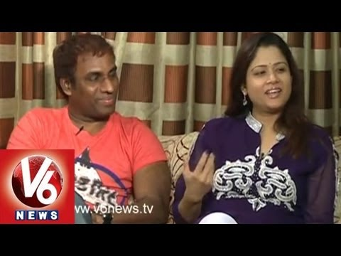 Anchor Shilpa Chakravarthy  And Kalyan in Life Mates || V6 News