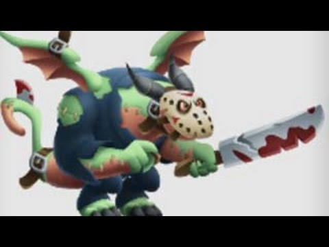 JASON DRAGON Review Attacks Weakness HALLOWEEN ISLAND 2015 ...