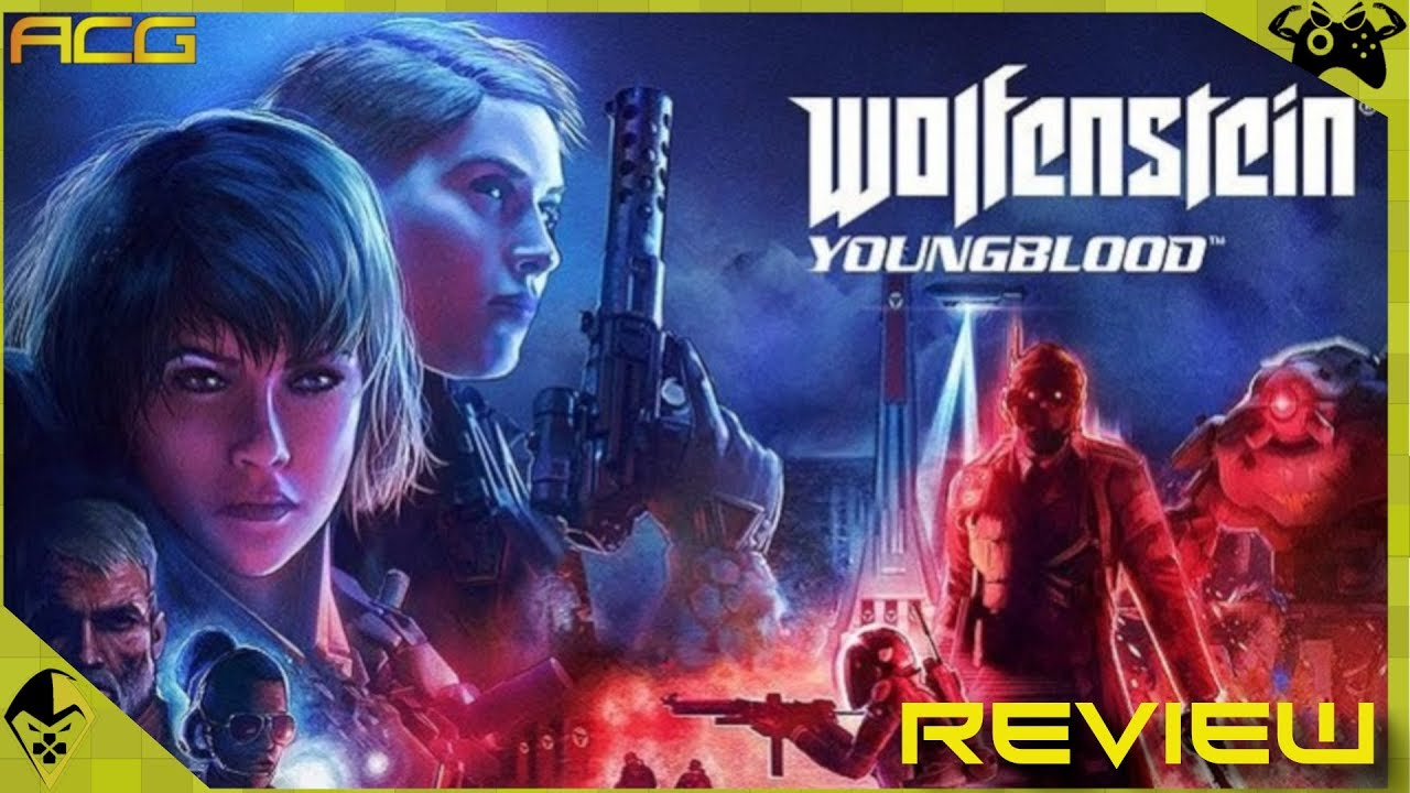 "Wolfenstein: Youngblood Review ""Buy, Wait for Sale, Rent, Never Touch?"" thumbnail"