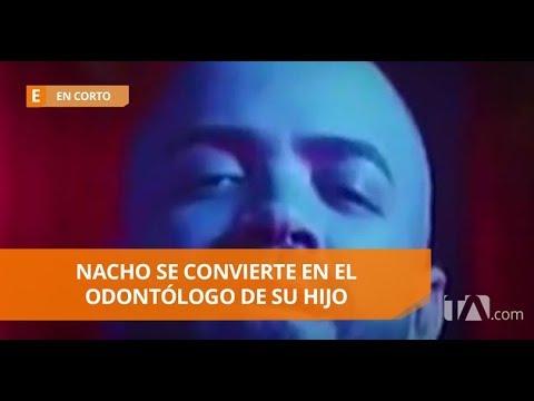 Hijo Del Cantante Nacho Pierde Un Diente - En Corto