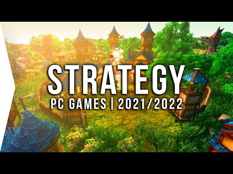 30 New Upcoming PC Strategy Games in 2021 & 2022 ► RTS, Turn-based, 4X & Real-time Base-building! thumbnail