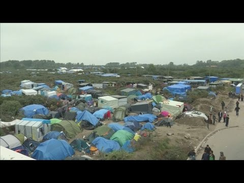 Calais 'Jungle' camp migrants double to 6000