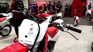 2018 Honda CRF230F Complete Accs Series Lookaround Le Moto Around The World