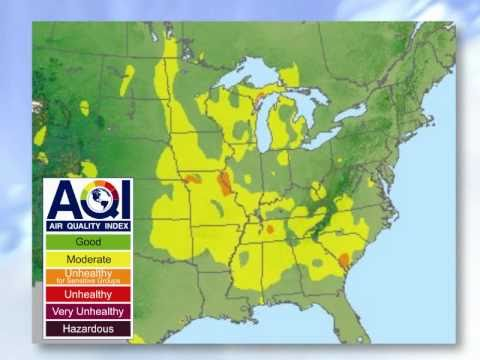 Weather and Air Quality in the Youngstown-Warren Region