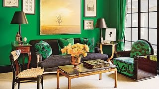 Green is a symbol of new beginnings. It is not surprising that Pant...
