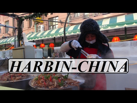 China/Harbin City  (Street Food)  Part 15