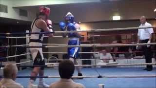 Beau, After 7.5 Month Boxing Training/2012 Golden Glove Qld/brisbane Dundee's Boxing & Fitness