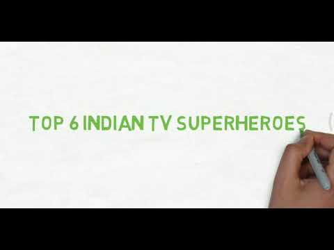 Top 6 Indian TV Superheros   Imdb Rating Must Be Surprising for #1