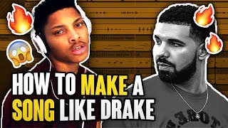 How to Make a HIT Song Like Drake in 10 Mins