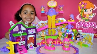 Pinypon Theme Park Fun Fair Playset - Pinypon Doll Figures | Kids Review And Play