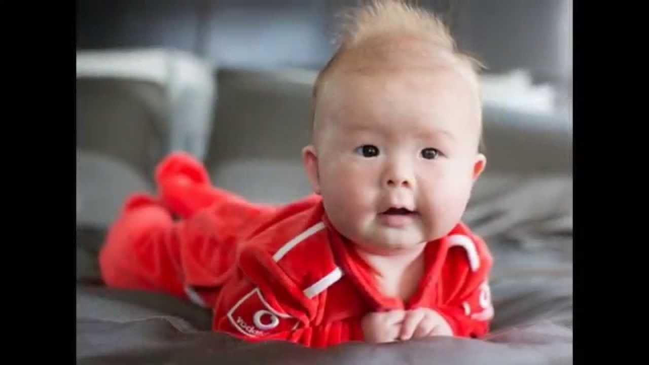 Video Lucu Model Gaya Rambut Bayi LakiLaki Masa Kini YouTube - Gaya rambut anak perempuan umur 12 tahun
