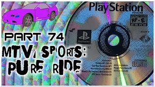 """""""Anything Outta Nowhere"""" MTV Sports: Pure Ride - PSX Demo Disc Part 74"""