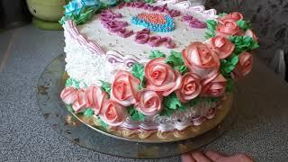 Торт на годовщину свадьбы!