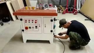 видео Оборудование для производства мебели