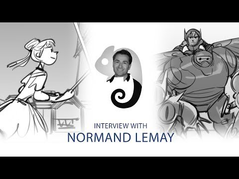 Story artist Normand Lemay living the dream in L.A.