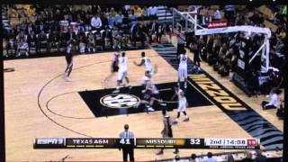 3/5/14 A&M vs. Missouri pt. 3
