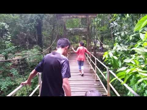 Lampi Waterfall Khao Lak
