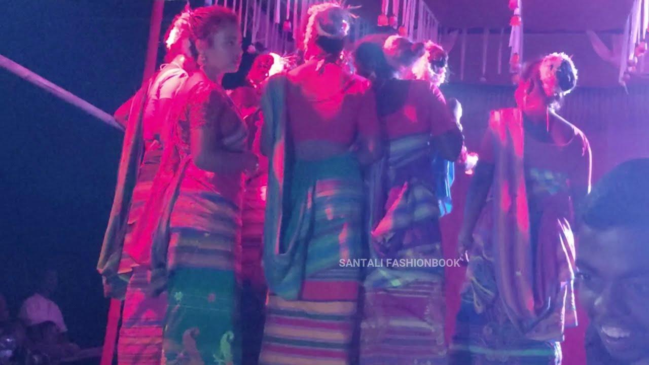 santali satge dance dhamaka